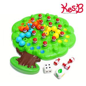 캐스B보드게임-사과나무 애벌레퍼즐 UJCGF-0136 wd_UJCGF
